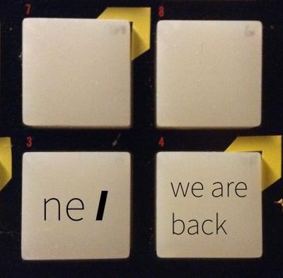 nei-WeAreBack